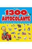 1300 de autocolante - Tony Wolf