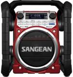 Radio Sangean U-4 DBT, Bluetooth (Rosu)
