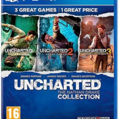 Uncharted The Nathan Drake Collection (PS4) - Jocuri PS4