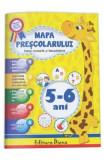 Mapa prescolarului 5-6 ani, Clasa pregatitoare
