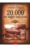 20000 de leghe sub mari - Jules Verne, Jules Verne