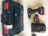 Autofiletanta BOSCH GSR 18V-60 C BRUSHLESS 2017 noua
