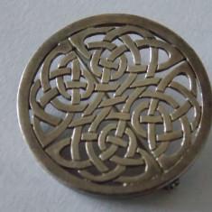 Brosa argint vintage -AAA