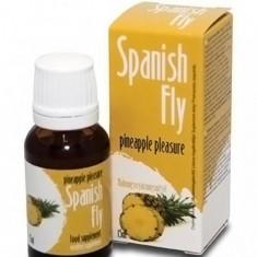 Picaturi Afrodisiace Cupluri Spanish Fly Ananas 15 ml - Stimulente sexuale