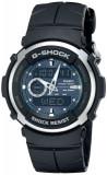 Casio G-300-3AVDR G-Shock ceas barbati nou 100% original. Garantie, Casual, Quartz, Inox