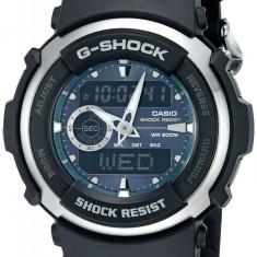 Casio G-300-3AVDR G-Shock ceas barbati nou 100% original. Garantie - Ceas barbatesc Casio, Casual, Quartz, Inox, Cauciuc, Alarma