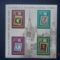 2006  Romania LP - 1719a  Dinastia Regala a Romaniei**  colita., Regi, Nestampilat