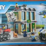 Lego City 60140 original - Spargere cu buldozerul - nou, sigilat