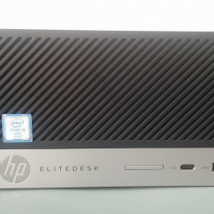 PC HP EliteDesk 800 G3 SFF i5-6500 DDR4 Unitate