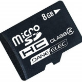 Card micro SDHC 8GB SERIOUX, class 4, Micro SD, 8 GB