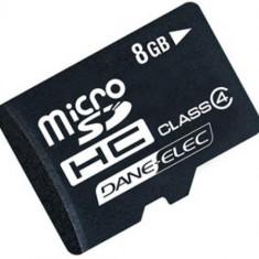 Card micro SDHC 8GB SERIOUX, class 4, Micro SD, 8 GB