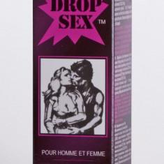 Picaturi Afrodisiace Cupluri Drop Sex 20 ml - Stimulente sexuale