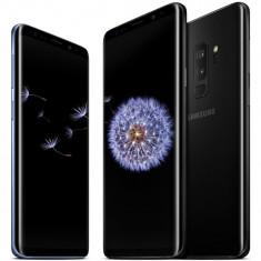 Smartphone Samsung Galaxy S9 64GB 4GB RAM 4G Midnight Black - NERVERLOCKED - Telefon Samsung, Negru, Neblocat, Single SIM