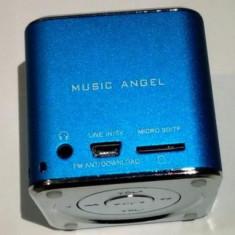 Boxa mini radio FM, MP3 player YxS-J9