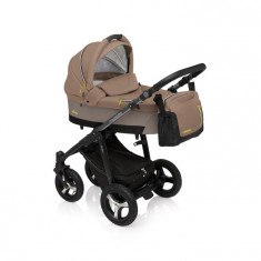 Carucior Multifunctional 2in1 Baby Design Husky Winter Pack 09 Beige 2017 - Carucior copii 2 in 1