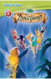 Clopotica si Zana Pirat - Invat sa citesc nivelul 2