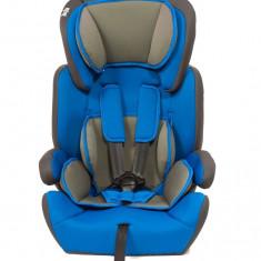 Scaun auto Safe Rider Albastru-Gri - Scaun auto copii Juju