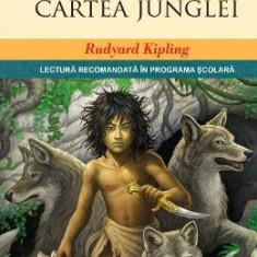 Cartea Junglei - Rudyard Kipling - Carte educativa