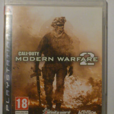 Joc Call of Duty Modern Warfare 2 Playstation 3 PS3 - Jocuri PS3 Activision