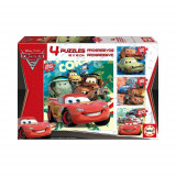 Puzzle Progresiv Cars, Educa