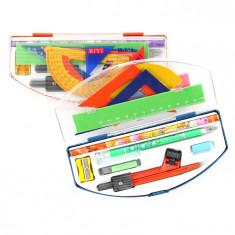 Trusa geometrie plastic M710 - Instrumente desen