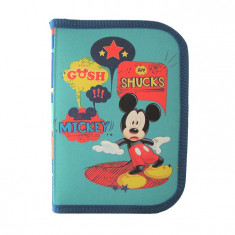 Penar neechipat 1 fermoar 2 extensii Pigna Mickey Mouse MKPE1701-2