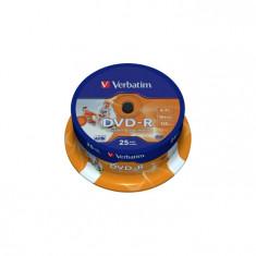 DVD+/-R printabil bulk 25 VERBATIM