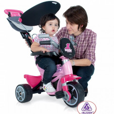 Tricicleta copii Injusa Body Rosa