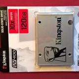 """Solid State Drive (SSD) Kingston SSDNow UV400, 120GB, 2.5"""", SATA III"""