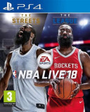 Nba Live 18 (PS4), Electronic Arts