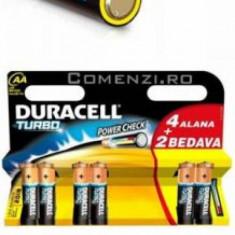 Baterii Duracell LR6 (AA) Power check - set 6 buc