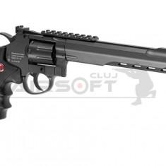 Revolver Ruger SuperHawk 8i CO2 arma airsoft pusca pistol aer comprimat sniper shotgun