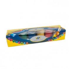 Guase DP 6 culori 25 ml cu pensula DPC-15-9836