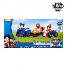 Set mașini The Paw Patrol 6824 (3 pcs) - Set arcuri ambreiaj Moto