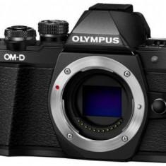Aparat Foto Mirrorless Olympus E-M10 Mark II, Body, 16.1 MP, Filmare Full HD (Negru)