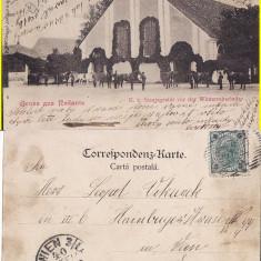 Radauti (Suceava ) -Tipuri- Scoala de calarie -clasica,  RR, Circulata, Fotografie