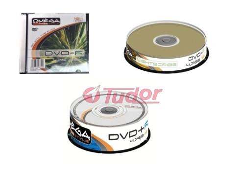DVD+/-R bulk 10 OMEGA