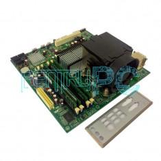 PROMO! Kit Placa de baza INTEL+ Intel Dual Core E5500 2.8GHz+ 4GB DDR2 GARANTIE!, Pentru INTEL, LGA775, Contine procesor, MicroATX
