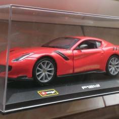 Macheta Ferrari F12 TDF 2016 - Bburago 1/32 - Macheta auto, 1:43