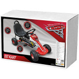 Kart cu pedale Mini Disney Cars 3, Stamp