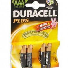 SET PATRU BUCATI Baterii alcaline de mare capacitate R3 DURACELL