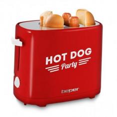 Aparat de facut Hot Dog - Aparat Gatit Aburi