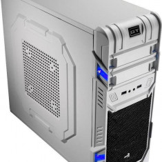 Sistem Gaming ITGalaxy Trooper AMD Ryzen 5 2400G Quad Core 3.6 GHz 8GB DDR4 GTX 1060 6GB DDR5 1TB HDD FreeDOS White - Sisteme desktop fara monitor