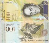 Venezuela 100 Bolivares 2017 UNC
