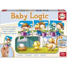 Puzzle Educa Baby Logic