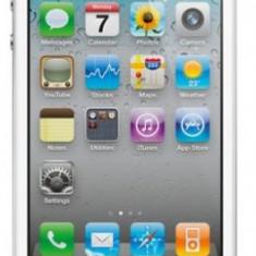 iPhone 4s Apple, Alb, 8GB, Neblocat