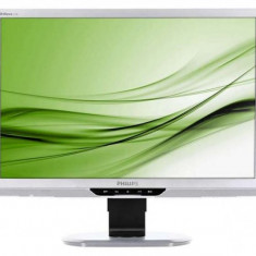 Monitor 22 inch LCD, Philips 220B2, Silver & Black