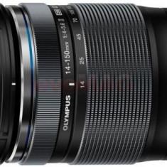 Obiectiv Olympus M, ZUIKO Digital 14-150mm, 1:4, 0-5, 6 II (Negru) - Obiectiv mirrorless