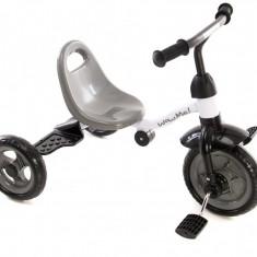 Tricicleta pentru copii Wow Me Grey - Tricicleta copii