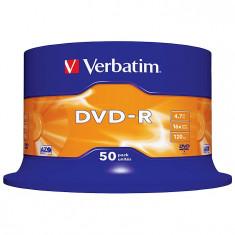 DVD+/-R bulk 50 VERBATIM